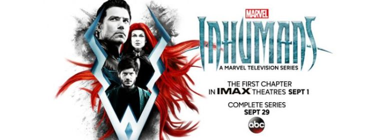 """A promotional photo of the upcoming Marvel TV series """"Inhumans."""""""