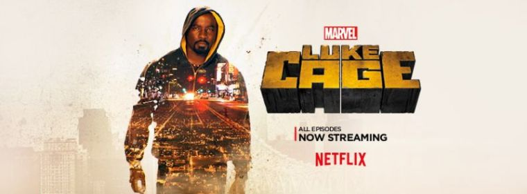 A promotional photo of Netflix's superhero series