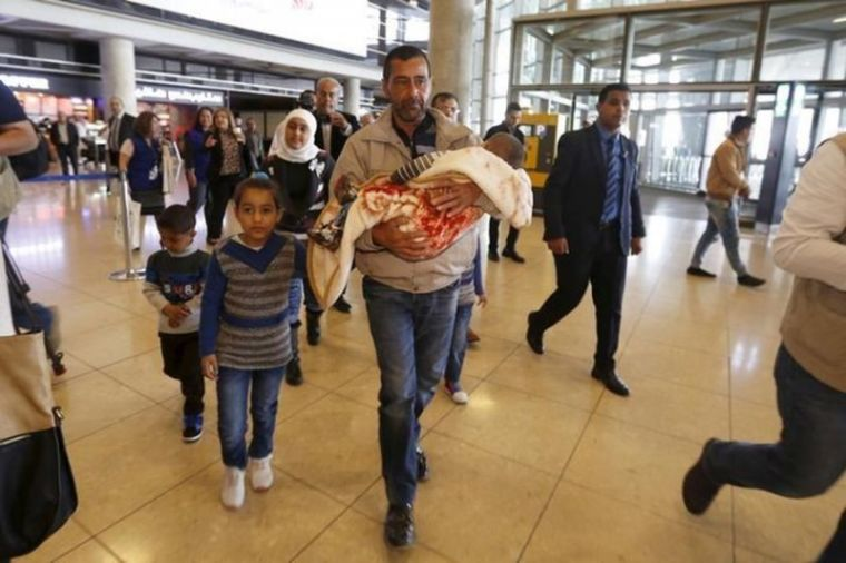 Syrian refugees bound for US