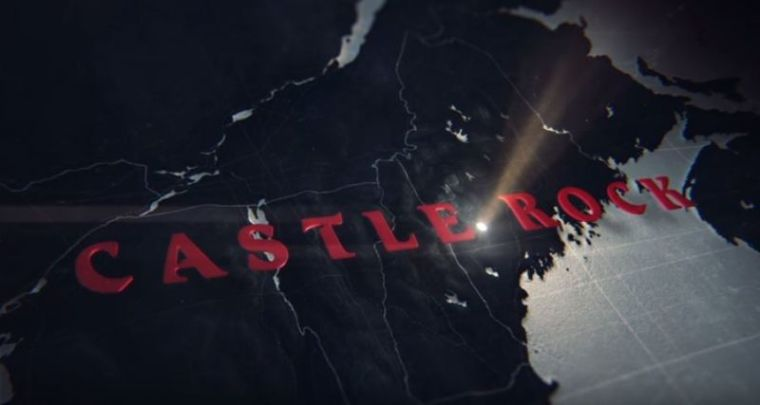 A screenshot from the teaser of 'Castle Rock
