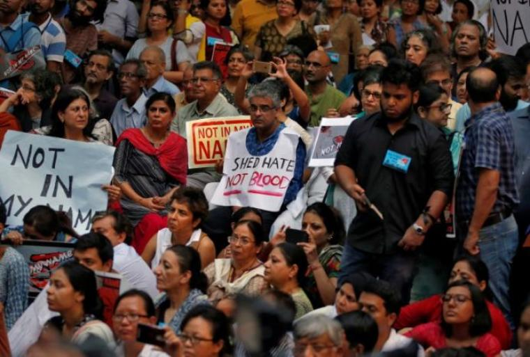 Protest India
