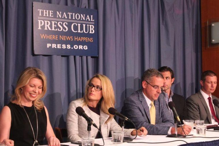 Panel at National Press Club