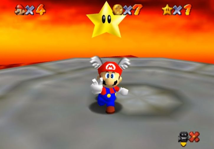 Super Mario 64' ROM Hack Allows Players to Make Their Own