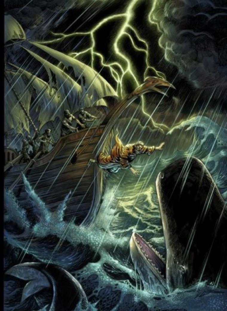 Jonah Kingstone Bible