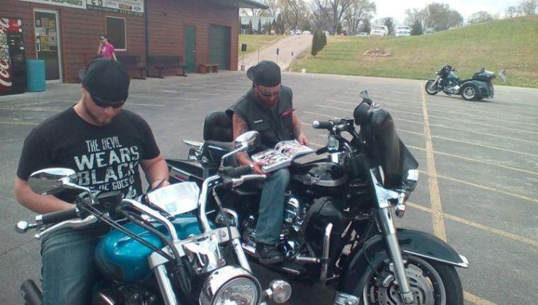 bikers kingstone bible