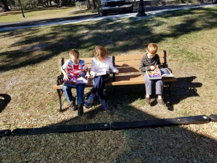 kids fan kingstone bible
