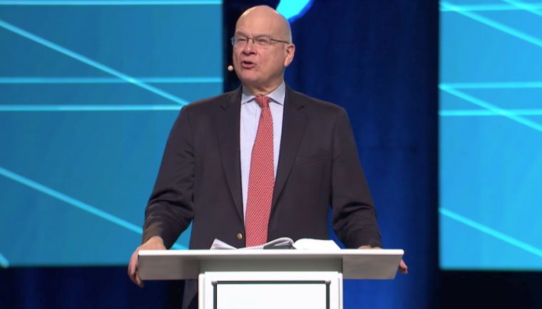 Tim Keller Says Christians Are Not Obligated to Vote a Certain Way Because the Bible 'Does Not Speak Directly' to Political Positions