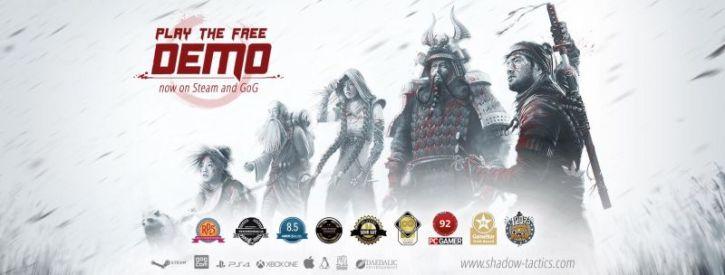 Shadow Tactics: Blades of Shogun' Release News: PC Game