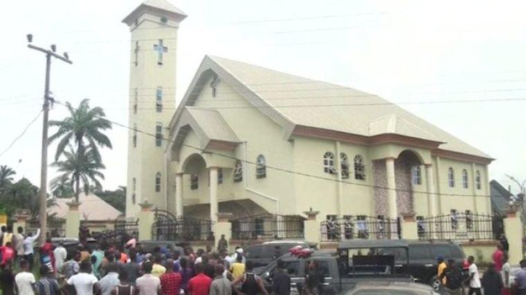 Saint Philips Catholic Church, Ozubulu