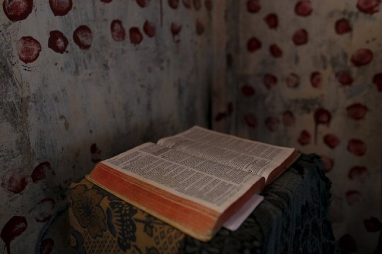bible, prison