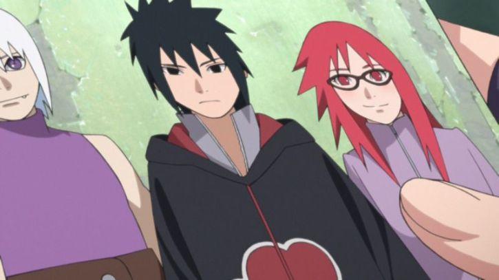 Boruto: Naruto Next Generations' Spoilers: Sasuke Makes