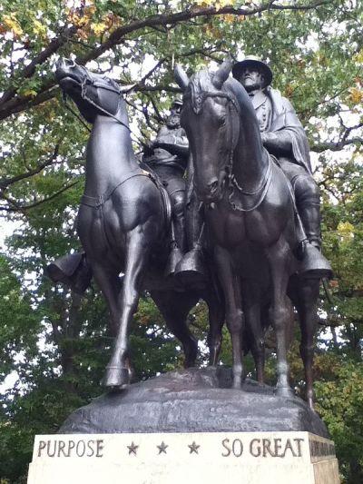 Stonewall Jackson, Robert E. Lee