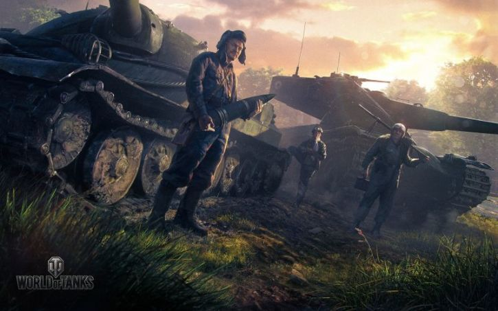 World of Tanks' Single-Player Campaign Gameplay News: 'War