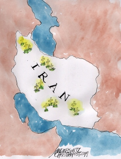 Christianity Grows in Iran