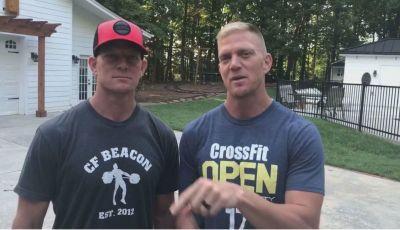 David (L) and Jason (R) Benham