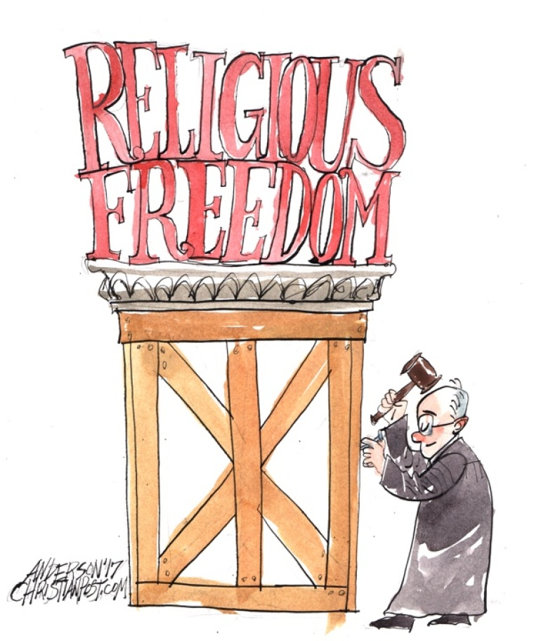 A Wisconsin Judge Builds the Case for Religious Freedom