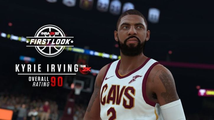 NBA 2K18' News: Nintendo Switch Gets Same Features as PS4
