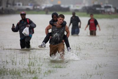 houston flood, harvey