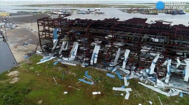 Harvey devastation