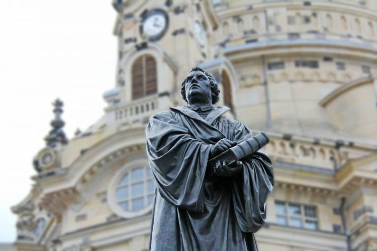 martin luther, reformation