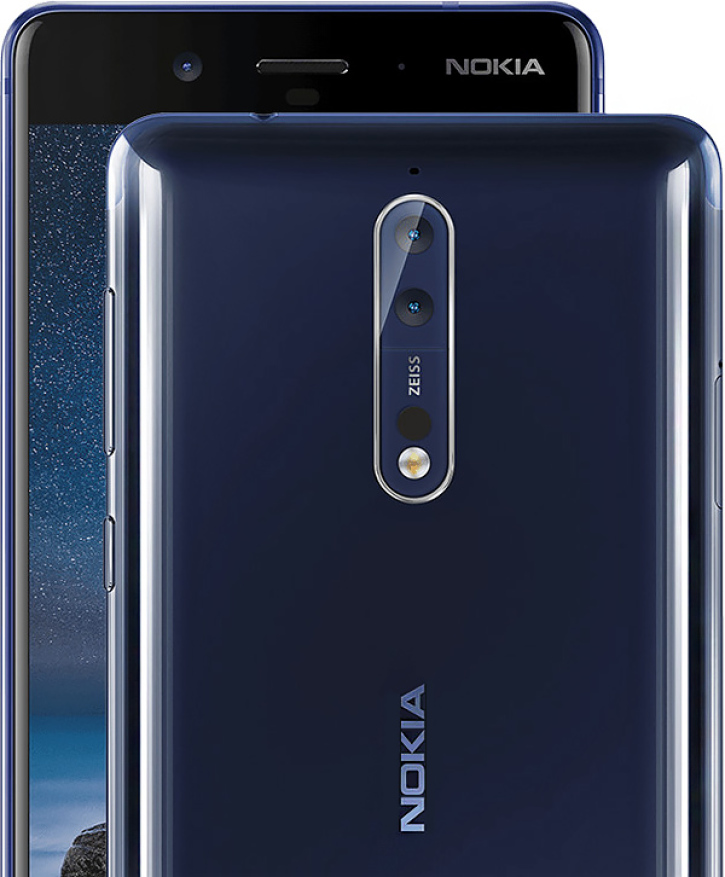 Nokia 9 Could Have an OLED Display, Latest Android Oreo