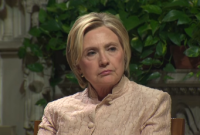 Hillary Clinton, Riverside Church