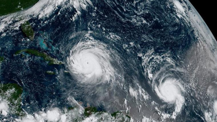 Hurricane Jose, Irma