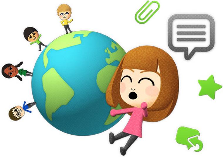 Nintendo Miiverse Social Network