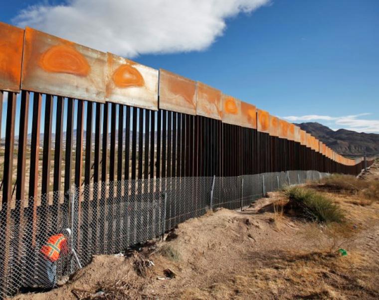 Mexico Border Wall