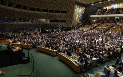 trump, UN