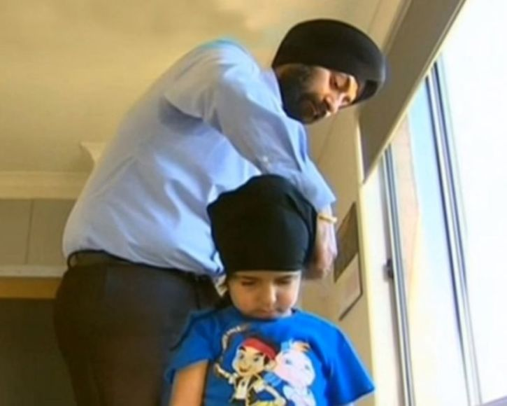 Christian School's Policy Banning Sikh Boy's Religious Head Covering
