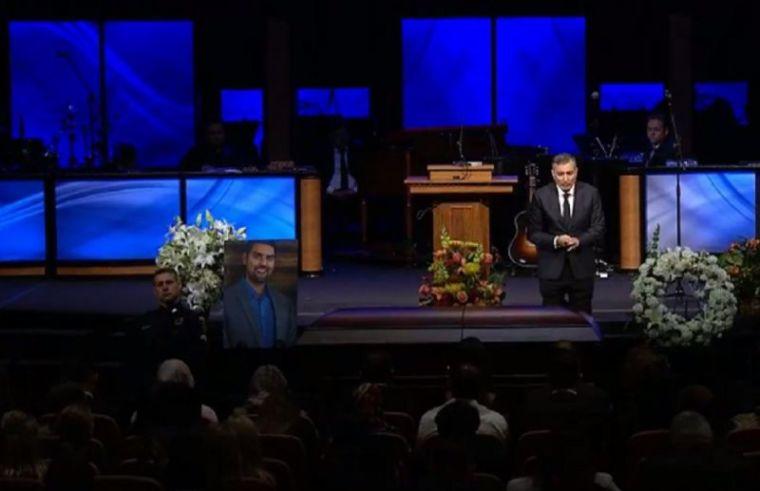 Nabeel Qureshi funeral