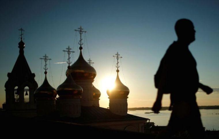 russia church