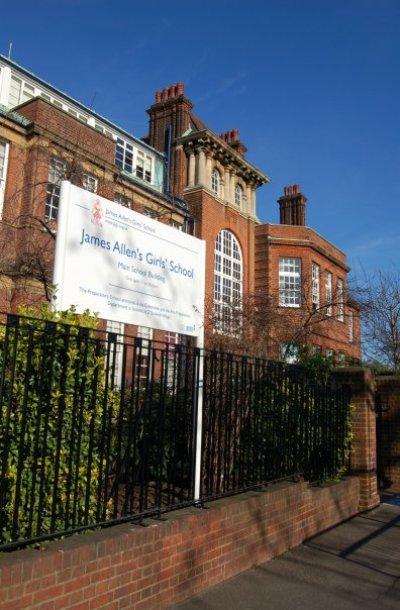 James Allen's Girls School in London