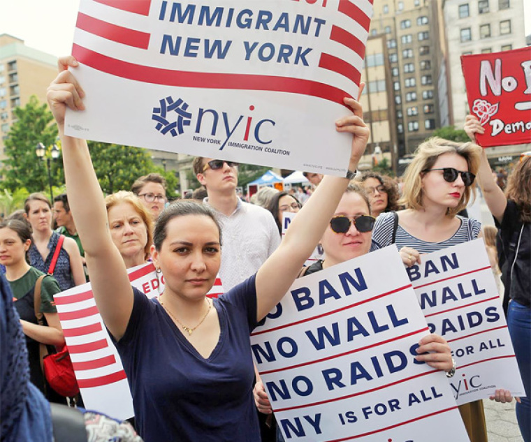 Trump Travel Ban Protest