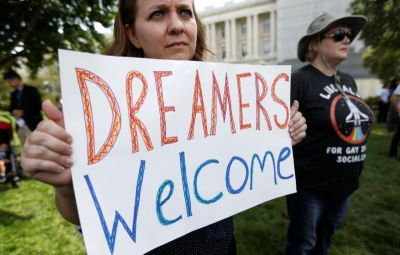 dreamers, immigration, dream act