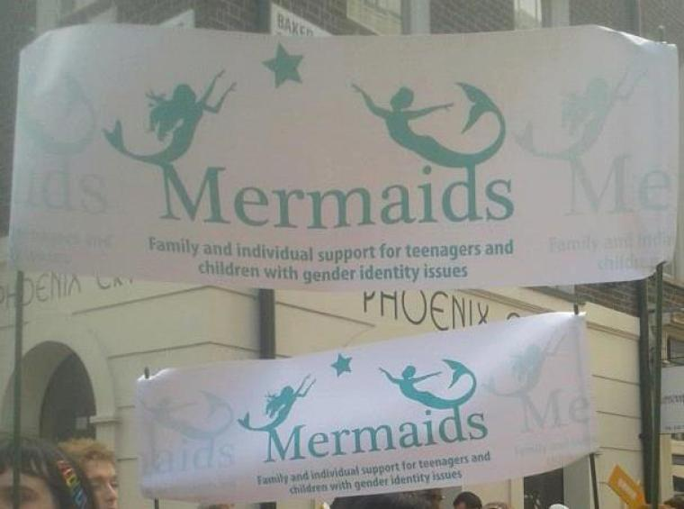 mermaids uk