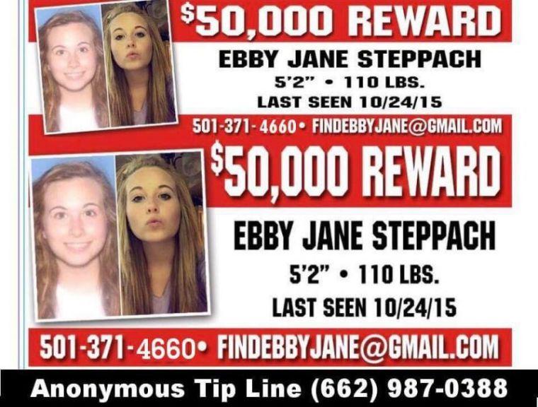 Missing Ebby Steppach