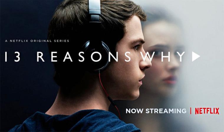 '13 Reasons Why' on Netflix