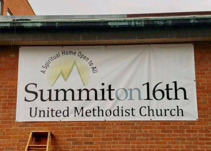 Ohio United Methodist Congregation Violating Church's Stance