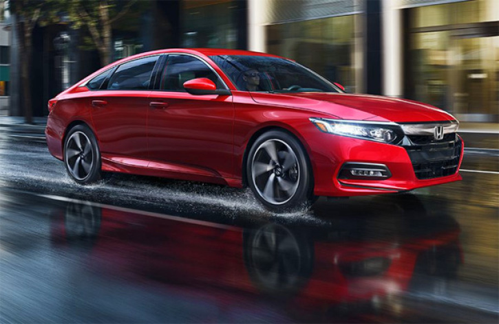 The Honda Accord Has Been Totally Redesigned Inside And Out