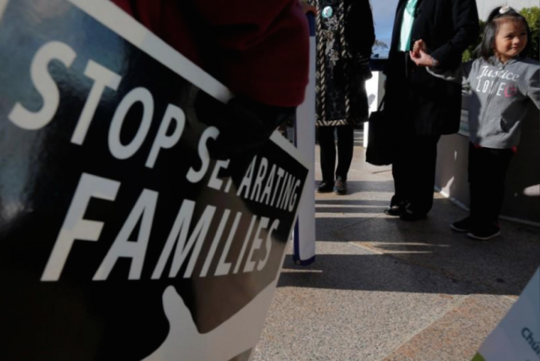 immigrant vigil, immigration