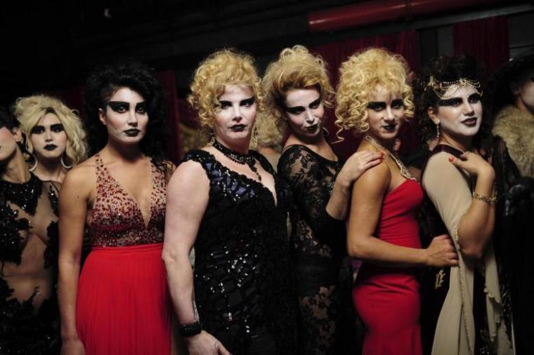Transgender fashion