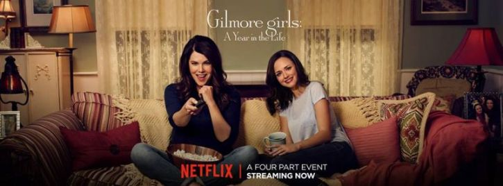 Netflix Ranks 'Gilmore Girls' as Most-Watched Show