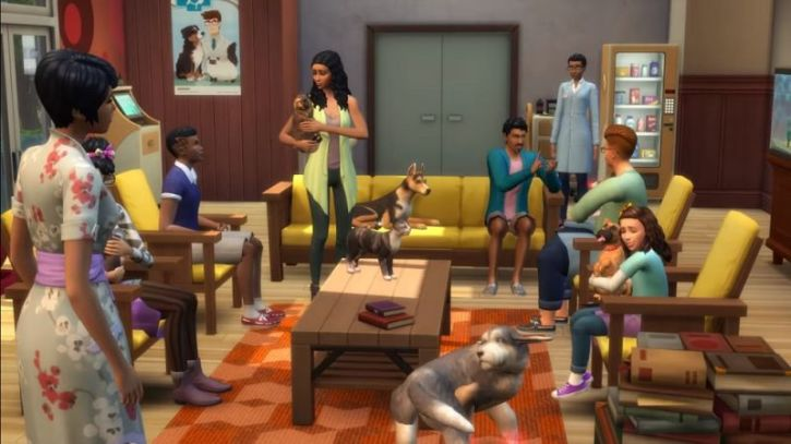 The Sims 4' Gameplay News: Create the Best or Worst Pet With Hidden