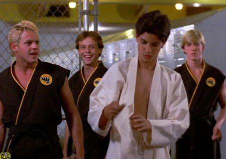 cast karate kid