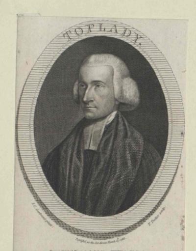 Augustus Toplady