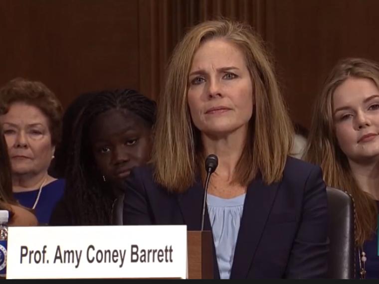 Prof. Amy Coney Barrett