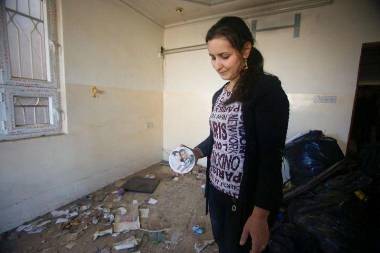 Christian woman, Iraq