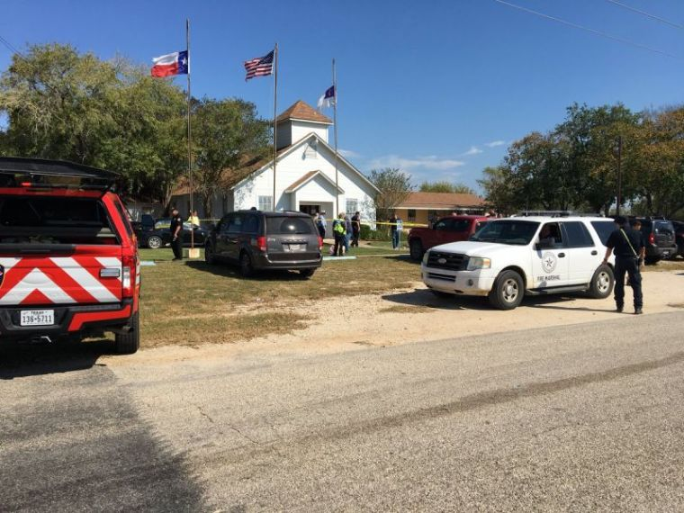 First Baptist of Sutherland Springs